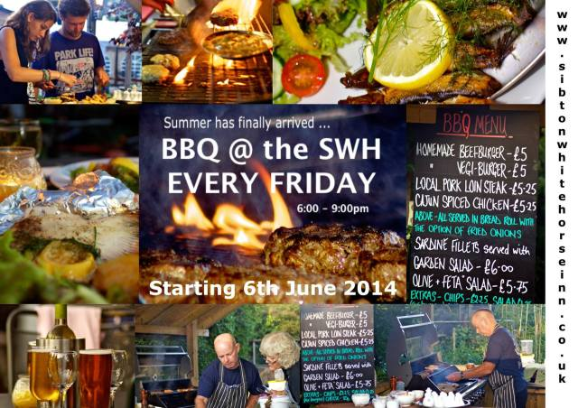 Photos taken for SWH Inn used to promote their regular BBQ nights